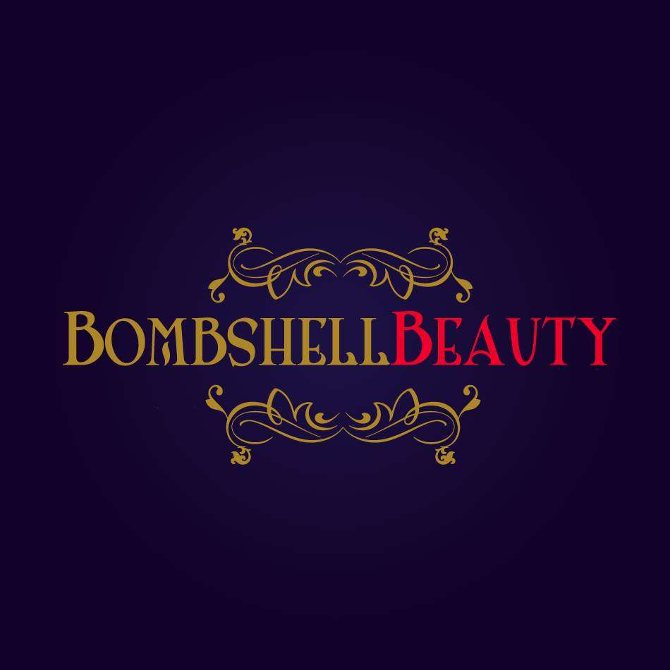 Logo Design by moonflower - Entry No. 127 in the Logo Design Contest Logo Design Needed for Exciting New Company Bombshell Beauty.