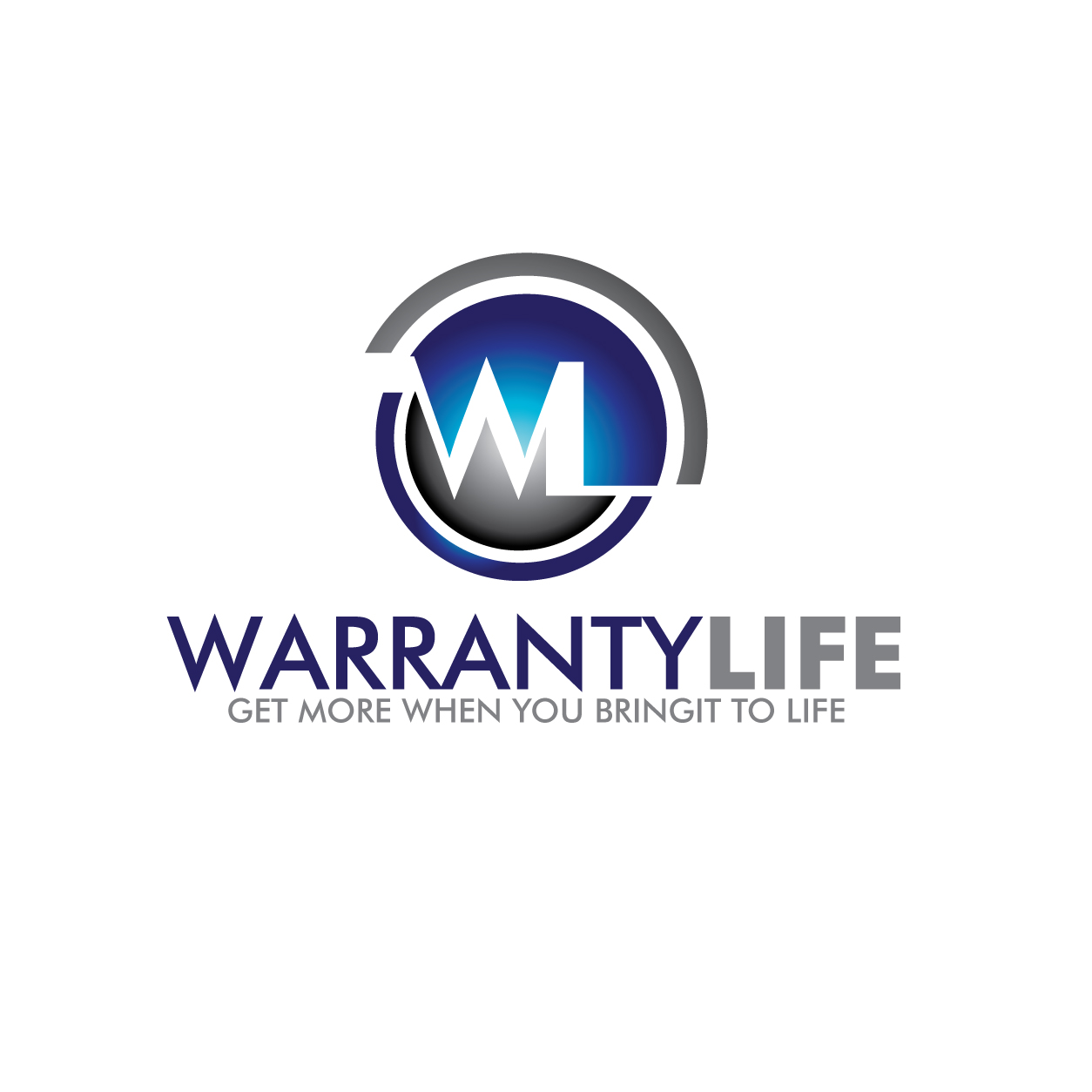 Logo Design by stormbighit - Entry No. 98 in the Logo Design Contest WarrantyLife Logo Design.