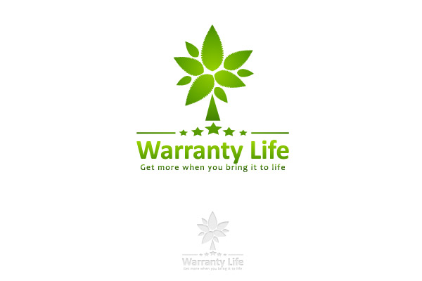Logo Design by Private User - Entry No. 99 in the Logo Design Contest WarrantyLife Logo Design.