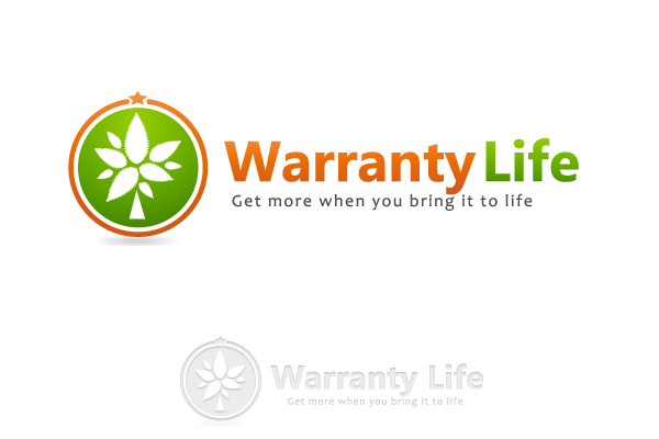 Logo Design by Private User - Entry No. 101 in the Logo Design Contest WarrantyLife Logo Design.