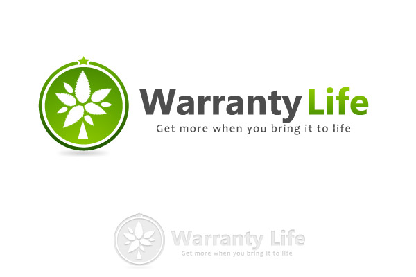 Logo Design by Private User - Entry No. 102 in the Logo Design Contest WarrantyLife Logo Design.