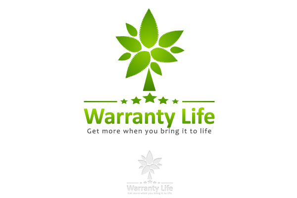 Logo Design by Private User - Entry No. 103 in the Logo Design Contest WarrantyLife Logo Design.