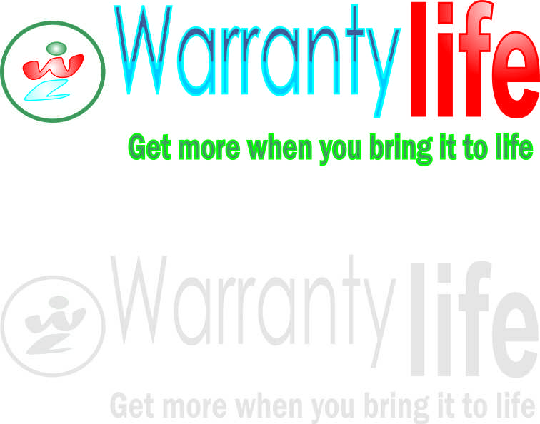 Logo Design by thonthon03 - Entry No. 107 in the Logo Design Contest WarrantyLife Logo Design.
