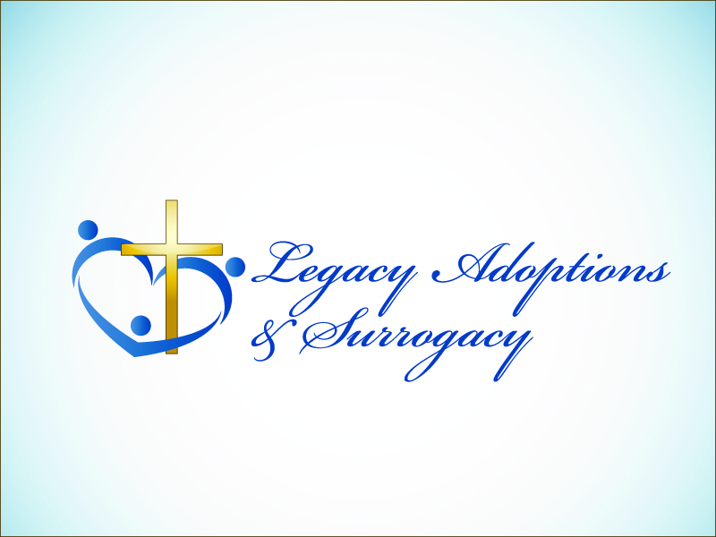 Logo Design by Niki_e_Z - Entry No. 68 in the Logo Design Contest Legacy Adoptions and Surrogacy Logo Design.