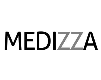 Logo Design by zonik - Entry No. 57 in the Logo Design Contest Medizza.