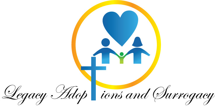 Logo Design by Private User - Entry No. 91 in the Logo Design Contest Legacy Adoptions and Surrogacy Logo Design.