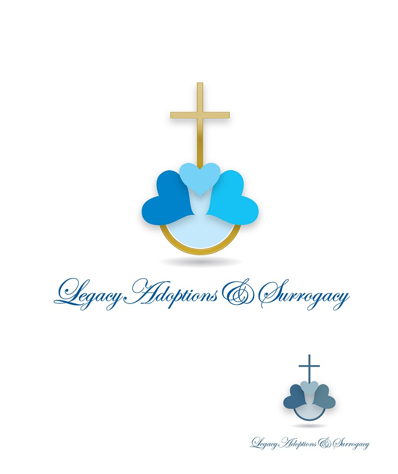 Logo Design by kowreck - Entry No. 93 in the Logo Design Contest Legacy Adoptions and Surrogacy Logo Design.