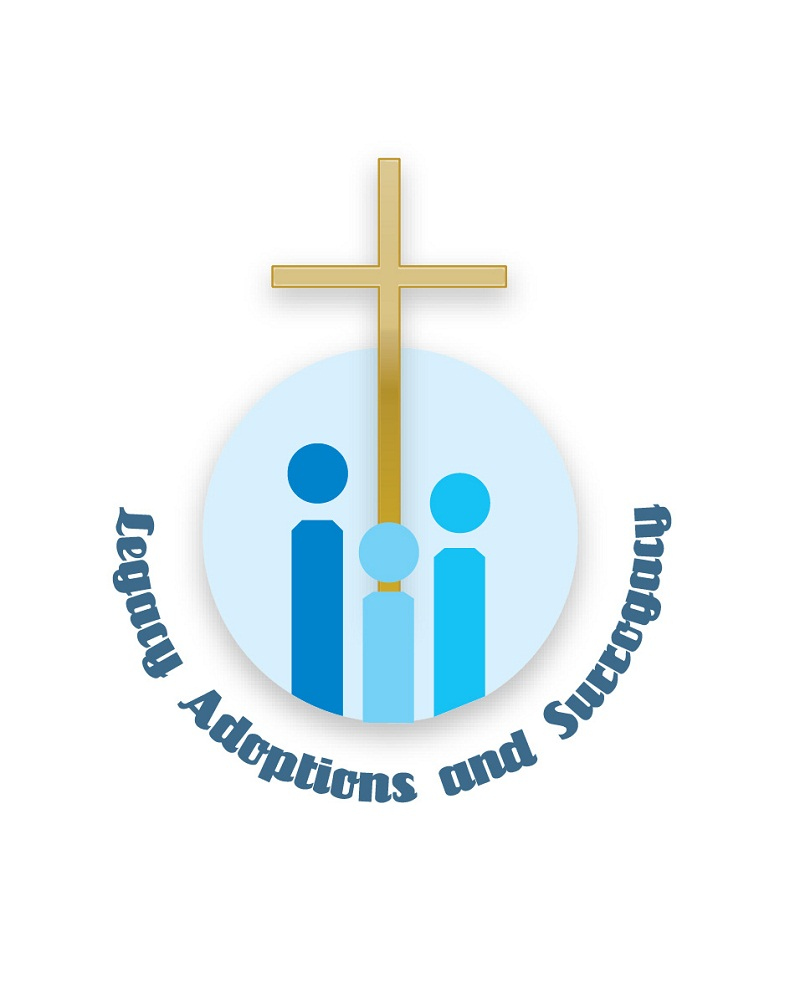 Logo Design by kowreck - Entry No. 95 in the Logo Design Contest Legacy Adoptions and Surrogacy Logo Design.