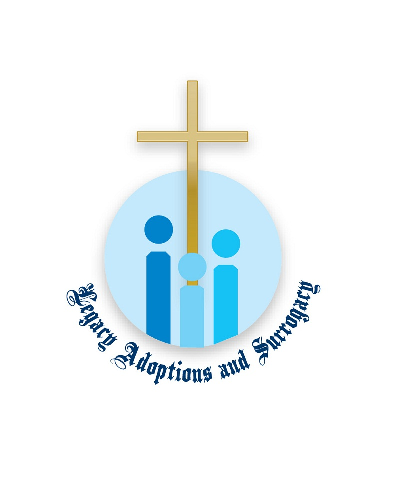Logo Design by kowreck - Entry No. 96 in the Logo Design Contest Legacy Adoptions and Surrogacy Logo Design.