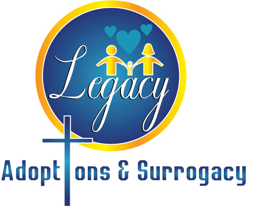 Logo Design by Private User - Entry No. 102 in the Logo Design Contest Legacy Adoptions and Surrogacy Logo Design.