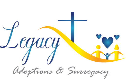 Logo Design by Private User - Entry No. 105 in the Logo Design Contest Legacy Adoptions and Surrogacy Logo Design.