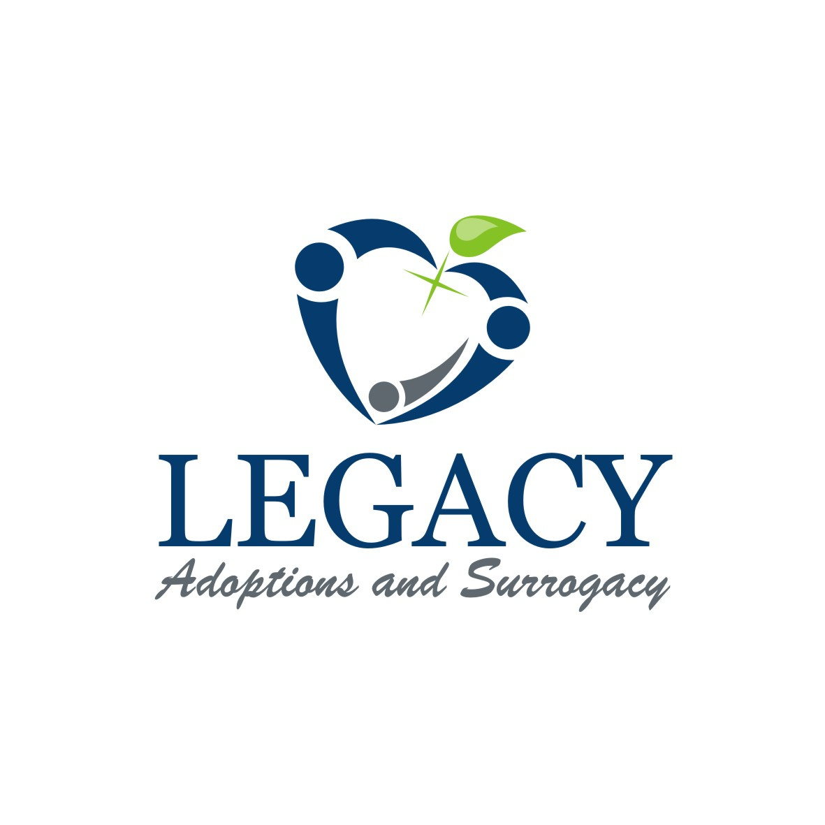 Logo Design by arteo_design - Entry No. 114 in the Logo Design Contest Legacy Adoptions and Surrogacy Logo Design.