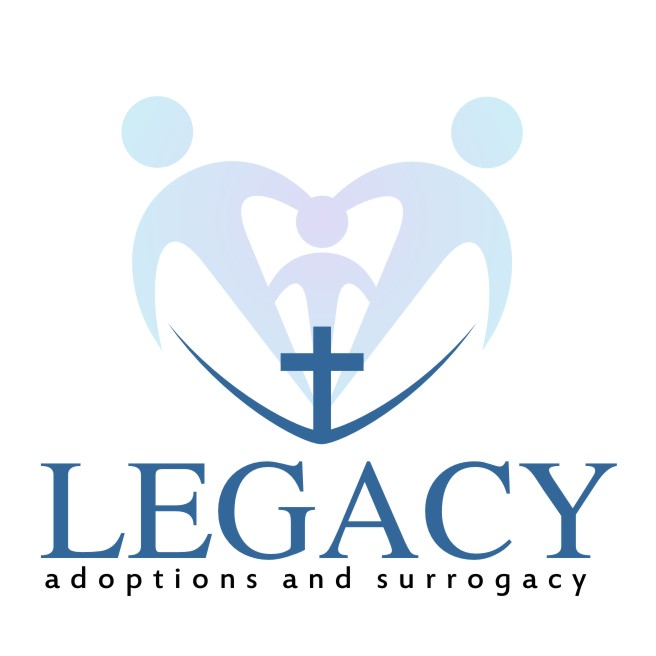 Logo Design by Private User - Entry No. 116 in the Logo Design Contest Legacy Adoptions and Surrogacy Logo Design.