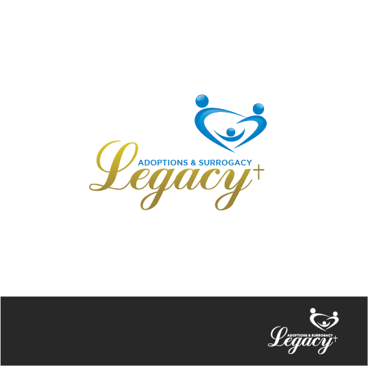 Logo Design by Private User - Entry No. 118 in the Logo Design Contest Legacy Adoptions and Surrogacy Logo Design.