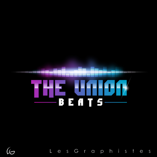 Logo Design by Les-Graphistes - Entry No. 41 in the Logo Design Contest Unique Logo Design Wanted for THE UNION BEATS.
