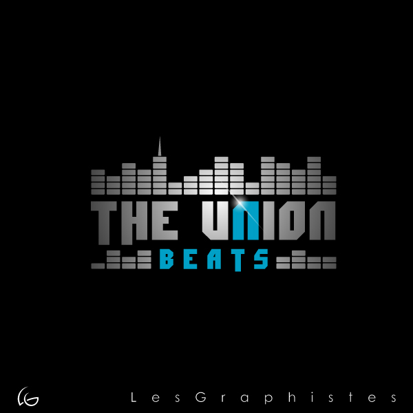 Logo Design by Les-Graphistes - Entry No. 48 in the Logo Design Contest Unique Logo Design Wanted for THE UNION BEATS.
