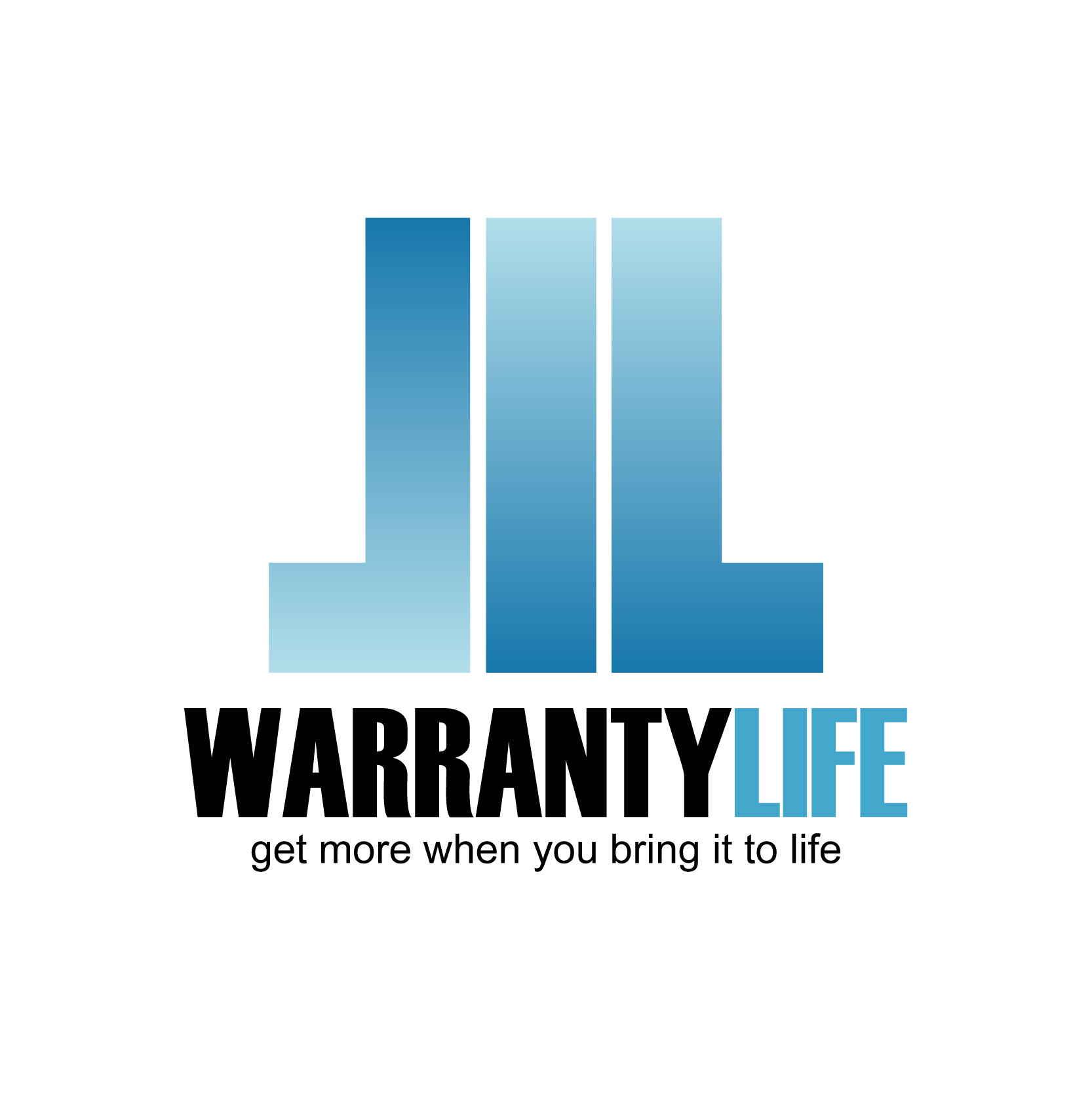 Logo Design by Private User - Entry No. 129 in the Logo Design Contest WarrantyLife Logo Design.