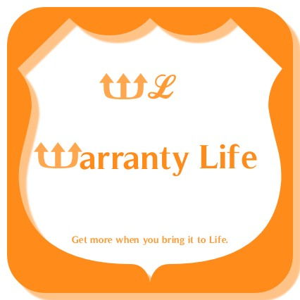 Logo Design by Khalid Mushtaq - Entry No. 159 in the Logo Design Contest WarrantyLife Logo Design.