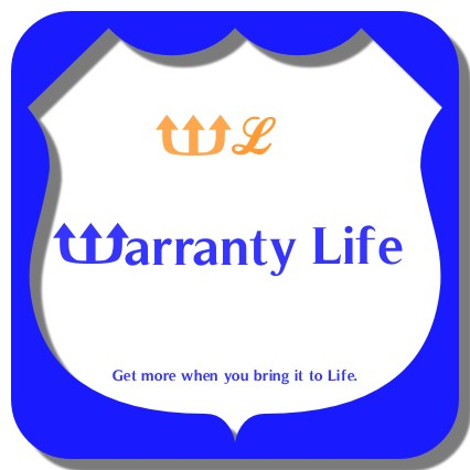 Logo Design by Khalid Mushtaq - Entry No. 161 in the Logo Design Contest WarrantyLife Logo Design.