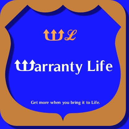 Logo Design by Khalid Mushtaq - Entry No. 162 in the Logo Design Contest WarrantyLife Logo Design.