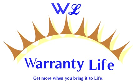 Logo Design by Khalid Mushtaq - Entry No. 166 in the Logo Design Contest WarrantyLife Logo Design.