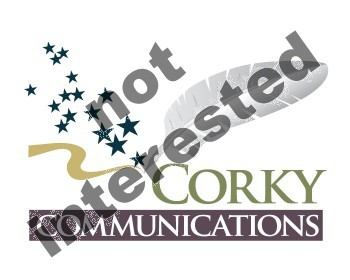 Logo Design by brendan - Entry No. 28 in the Logo Design Contest Corky Communications.