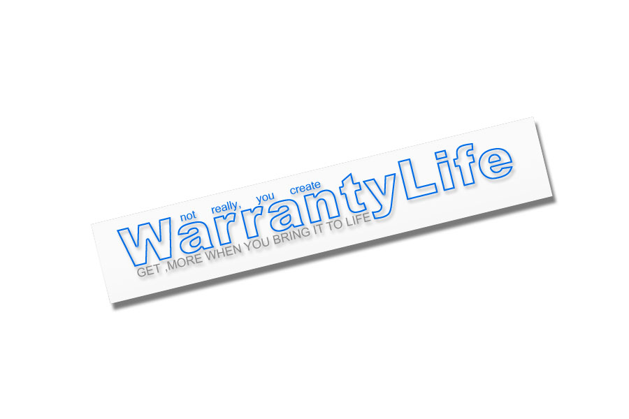 Logo Design by Private User - Entry No. 172 in the Logo Design Contest WarrantyLife Logo Design.