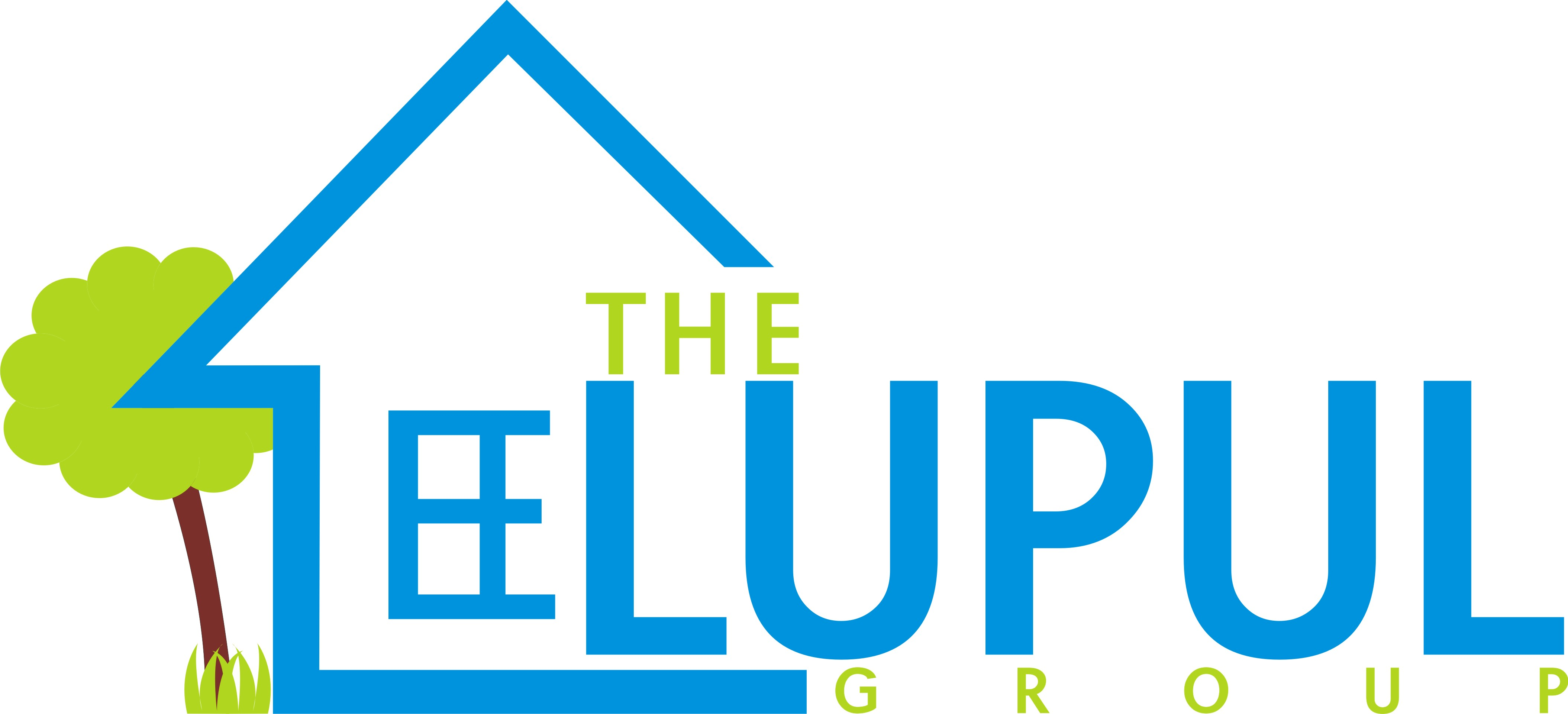 Logo Design by kambal - Entry No. 4 in the Logo Design Contest Logo Design for: The Lupul Group.