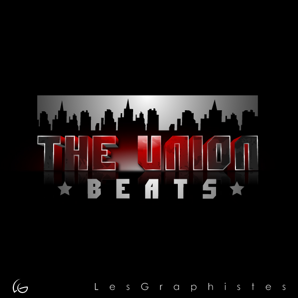 Logo Design by Les-Graphistes - Entry No. 64 in the Logo Design Contest Unique Logo Design Wanted for THE UNION BEATS.