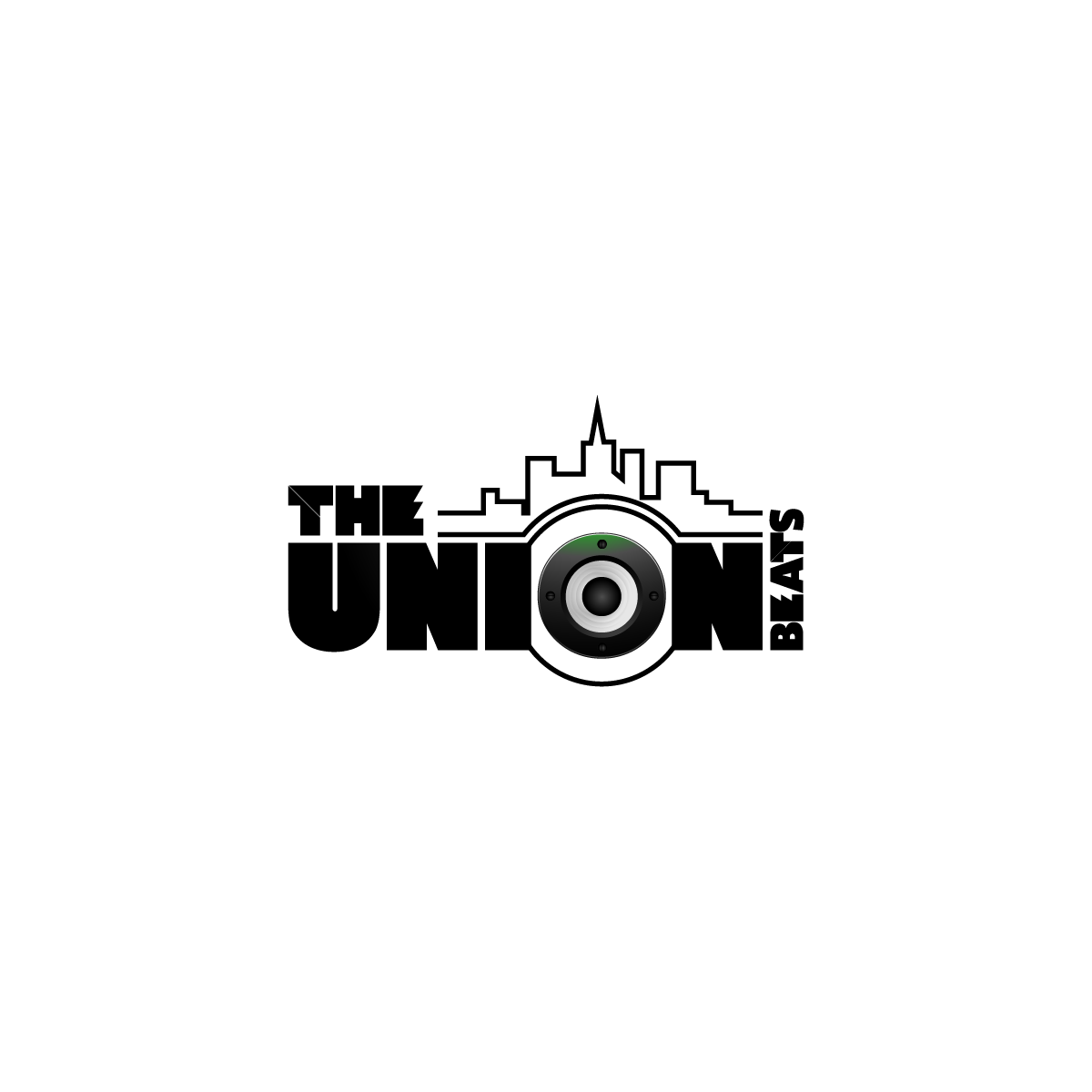 Logo Design by zesthar - Entry No. 67 in the Logo Design Contest Unique Logo Design Wanted for THE UNION BEATS.