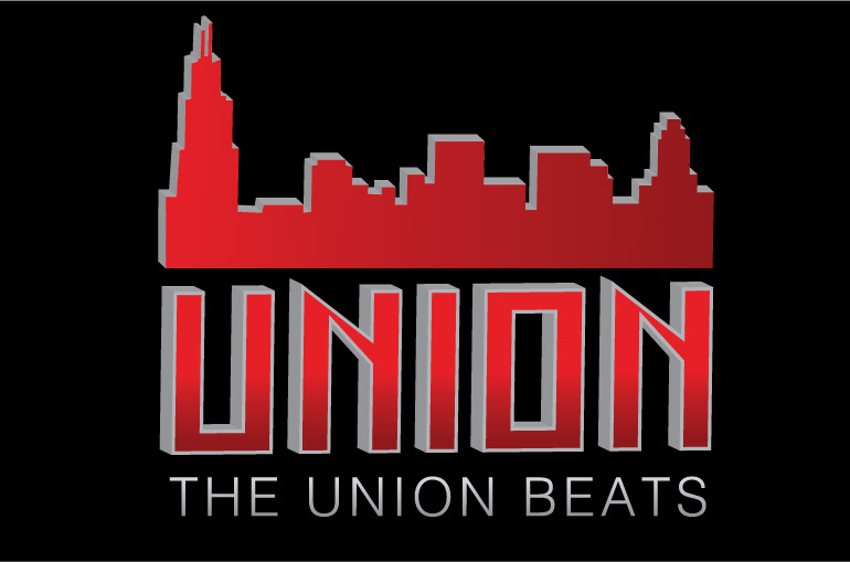 Logo Design by Private User - Entry No. 68 in the Logo Design Contest Unique Logo Design Wanted for THE UNION BEATS.