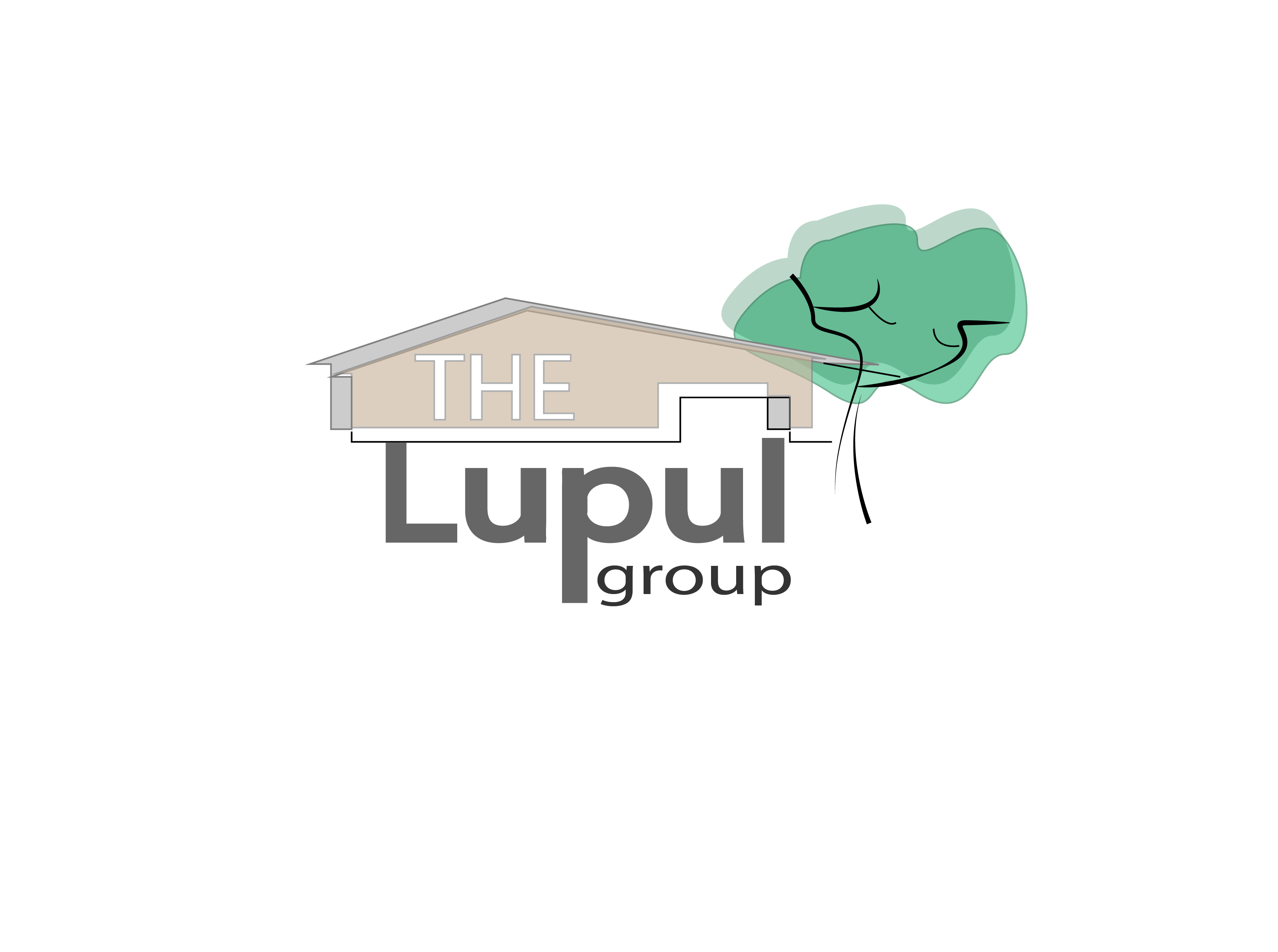 Logo Design by Roland Huse - Entry No. 10 in the Logo Design Contest Logo Design for: The Lupul Group.