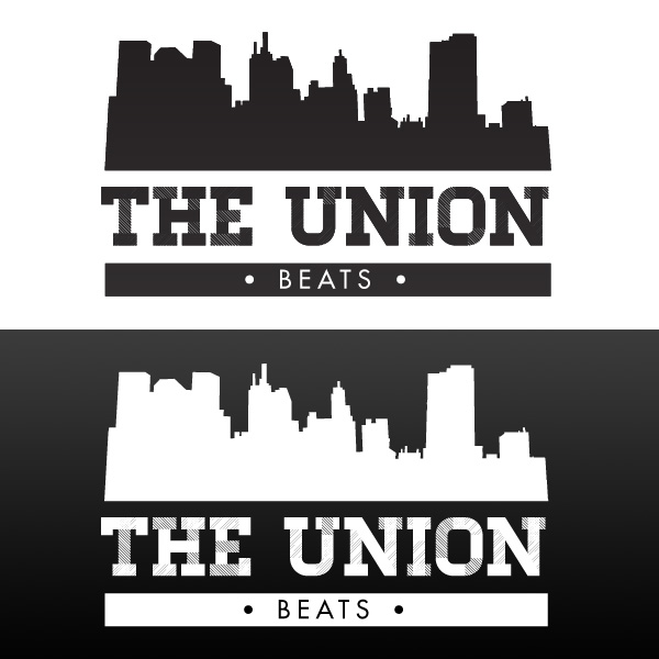 Logo Design by Daniel Bryant - Entry No. 69 in the Logo Design Contest Unique Logo Design Wanted for THE UNION BEATS.