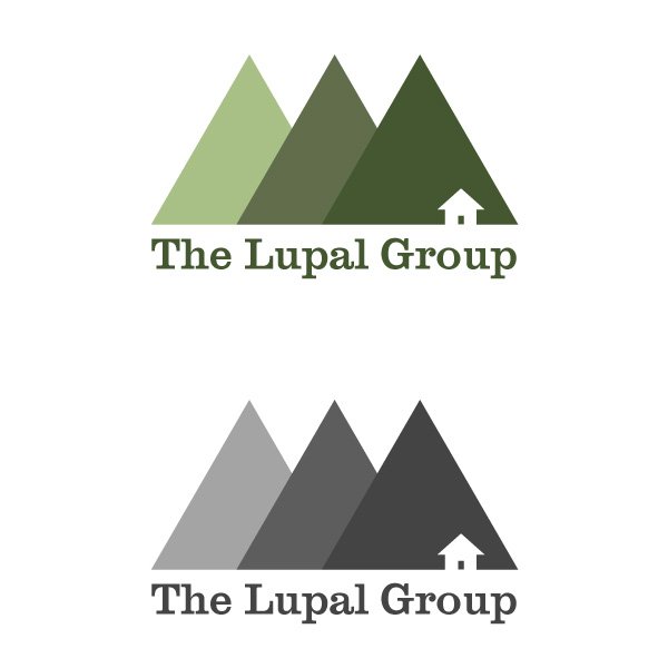 Logo Design by Daniel Bryant - Entry No. 13 in the Logo Design Contest Logo Design for: The Lupul Group.