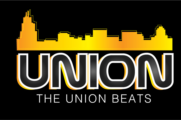 Logo Design by Private User - Entry No. 77 in the Logo Design Contest Unique Logo Design Wanted for THE UNION BEATS.