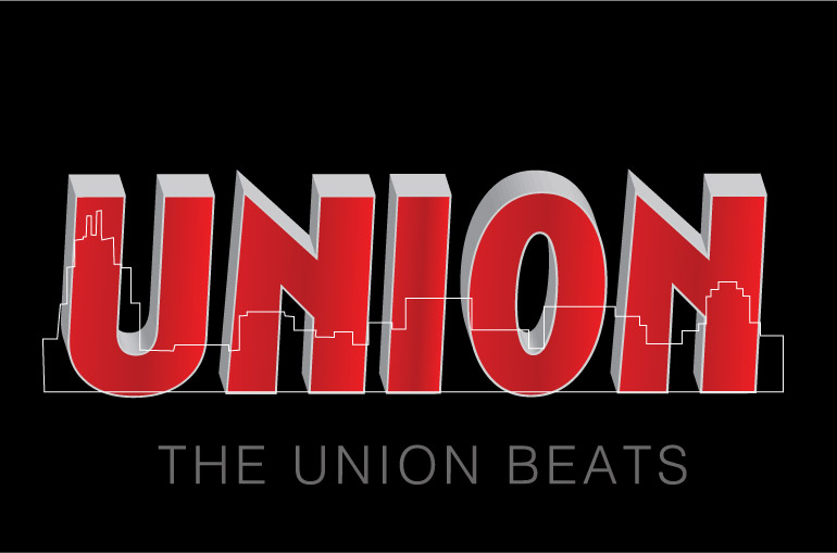 Logo Design by Private User - Entry No. 86 in the Logo Design Contest Unique Logo Design Wanted for THE UNION BEATS.