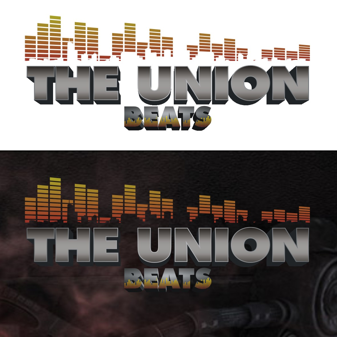 Logo Design by arteo_design - Entry No. 105 in the Logo Design Contest Unique Logo Design Wanted for THE UNION BEATS.