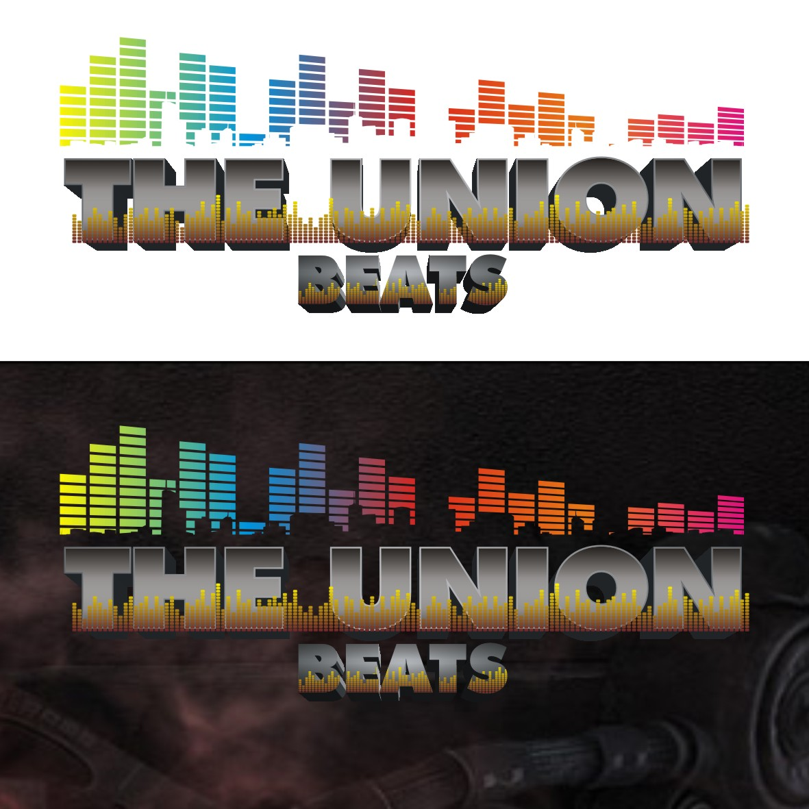 Logo Design by arteo_design - Entry No. 106 in the Logo Design Contest Unique Logo Design Wanted for THE UNION BEATS.