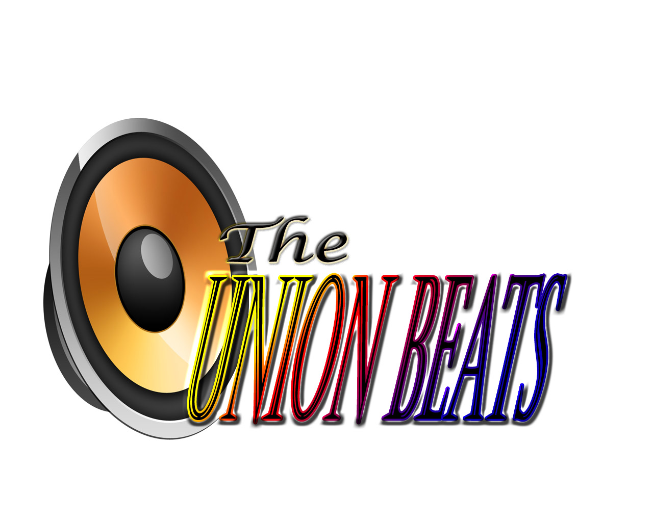Logo Design by Muchammad Asror - Entry No. 111 in the Logo Design Contest Unique Logo Design Wanted for THE UNION BEATS.