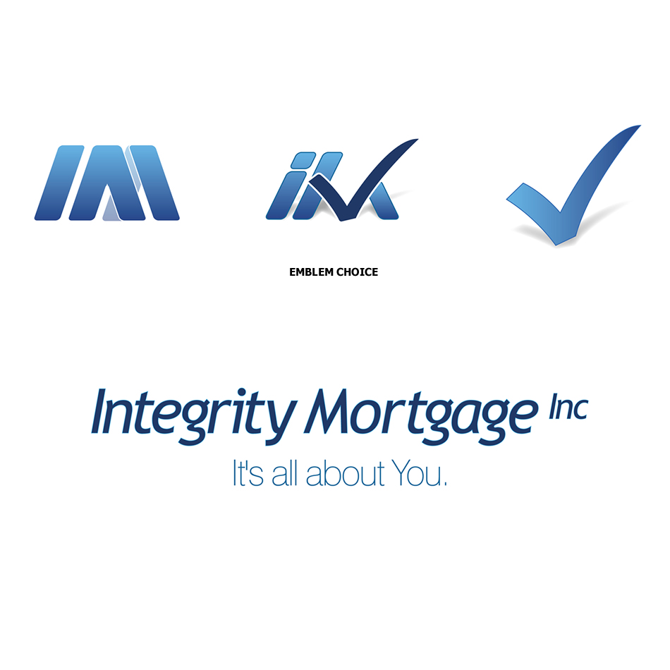 Logo Design by xenowebdev - Entry No. 47 in the Logo Design Contest Integrity Mortgage Inc.