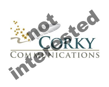 Logo Design by brendan - Entry No. 29 in the Logo Design Contest Corky Communications.