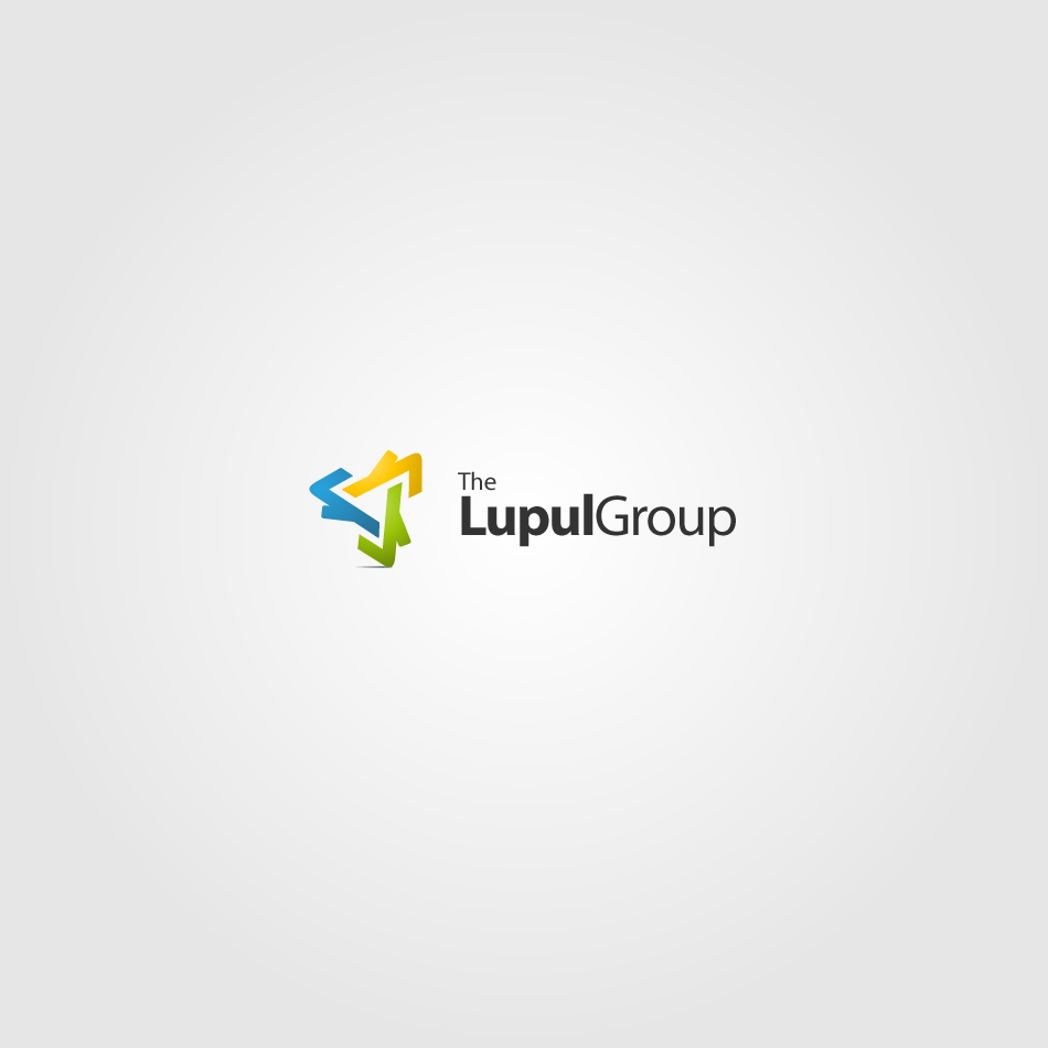 Logo Design by GraySource - Entry No. 49 in the Logo Design Contest Logo Design for: The Lupul Group.