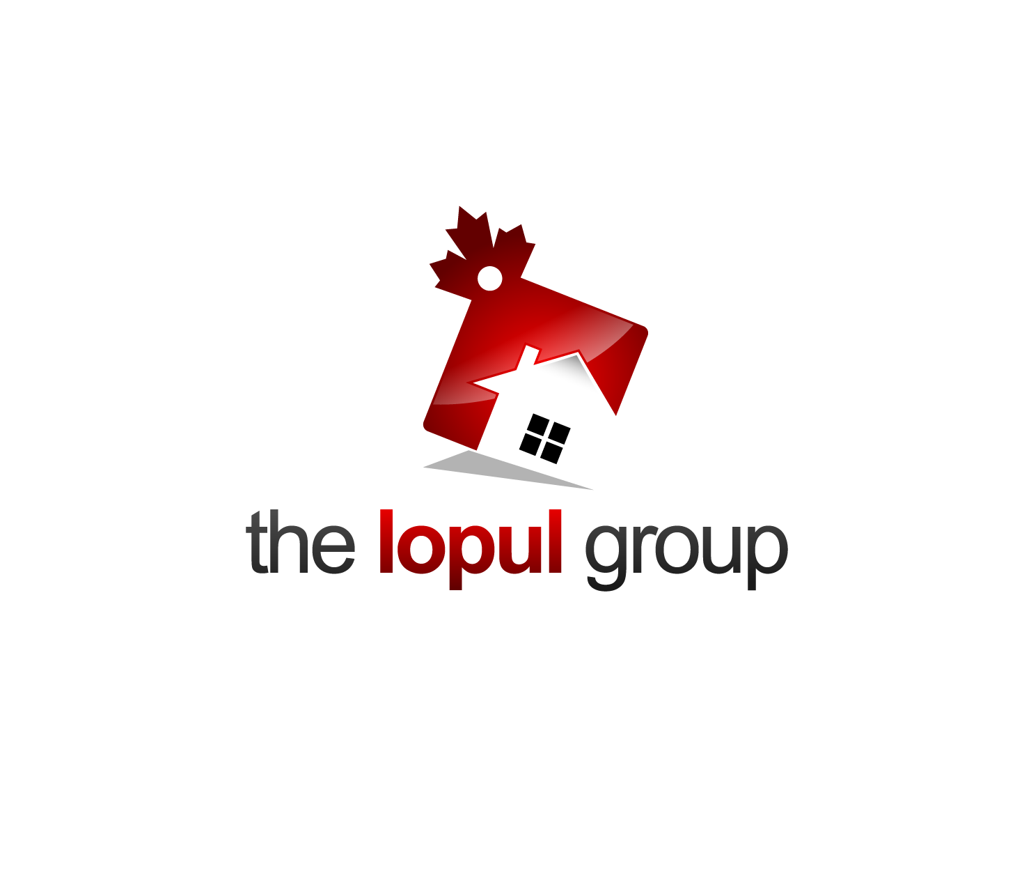 Logo Design by Private User - Entry No. 64 in the Logo Design Contest Logo Design for: The Lupul Group.