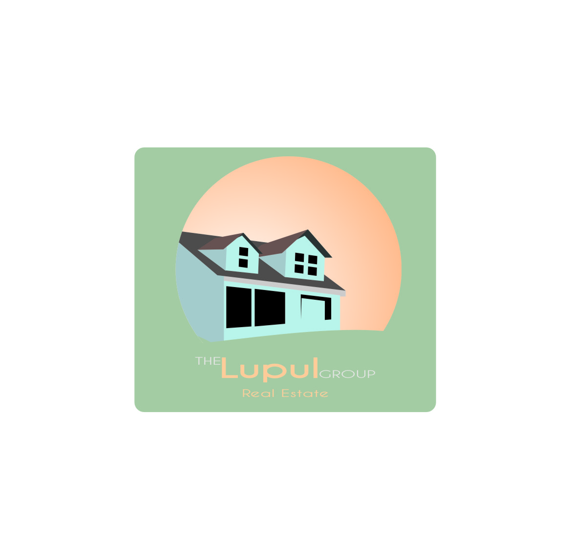 Logo Design by Private User - Entry No. 66 in the Logo Design Contest Logo Design for: The Lupul Group.