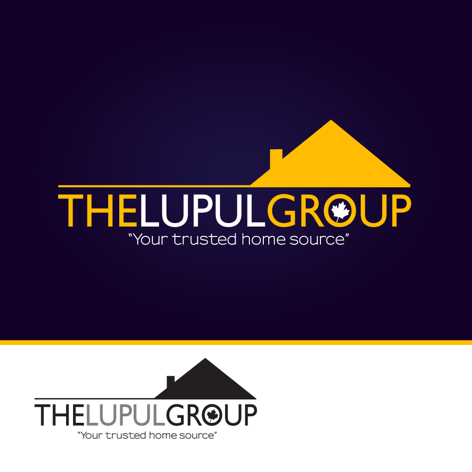 Logo Design by moonflower - Entry No. 86 in the Logo Design Contest Logo Design for: The Lupul Group.