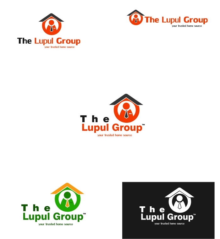 Logo Design by Private User - Entry No. 90 in the Logo Design Contest Logo Design for: The Lupul Group.
