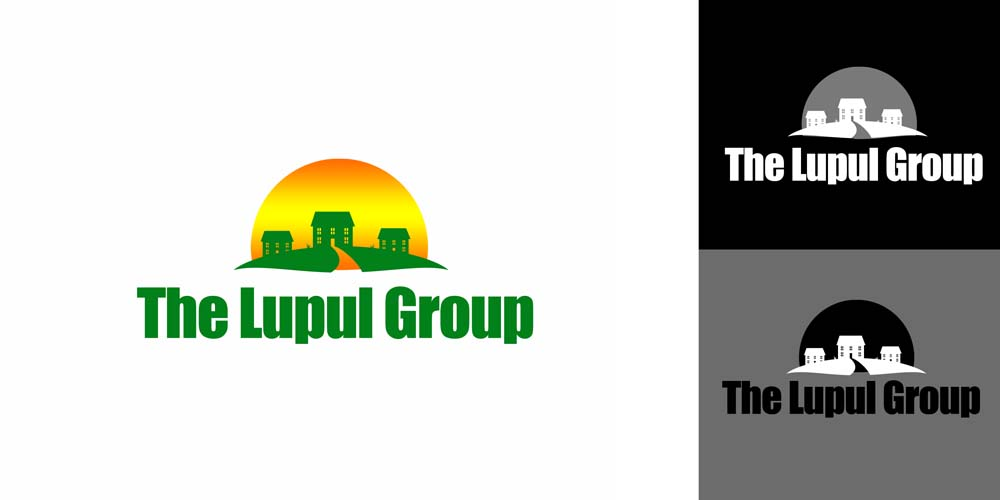 Logo Design by Bhonnie Omega - Entry No. 96 in the Logo Design Contest Logo Design for: The Lupul Group.