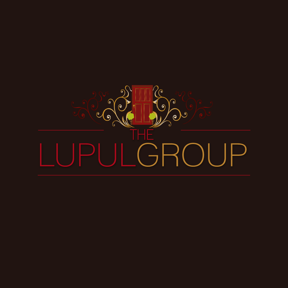 Logo Design by moonflower - Entry No. 98 in the Logo Design Contest Logo Design for: The Lupul Group.
