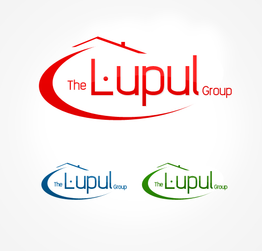 Logo Design by Raymond Manalili - Entry No. 101 in the Logo Design Contest Logo Design for: The Lupul Group.