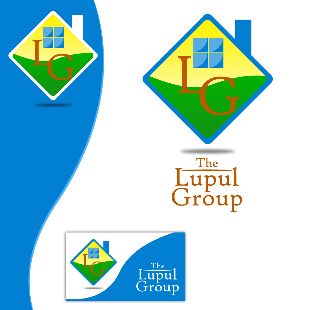 Logo Design by JohnLouie Binas - Entry No. 102 in the Logo Design Contest Logo Design for: The Lupul Group.